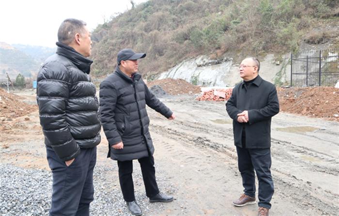 董事长周汉林赴青莲饮料有限公司调研