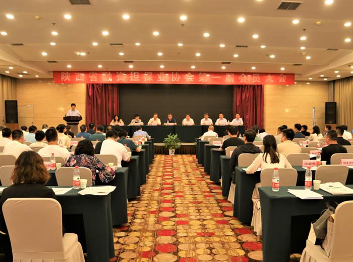 安康担保被选为陕西省融资担保业协会理事单位