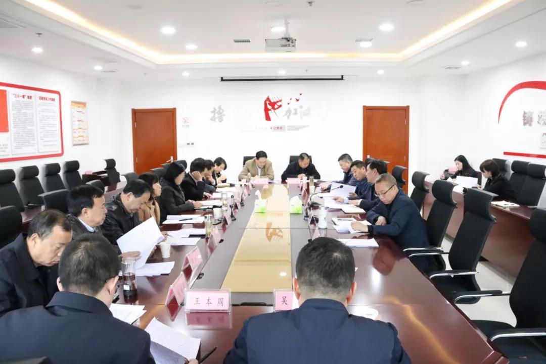 【要闻】市政协副主席孟平来冠亚体育调研指导工作