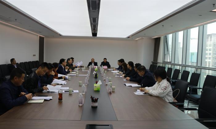 【要闻】省地方金融监管局副局长刘迪来冠亚体育调研指导工作