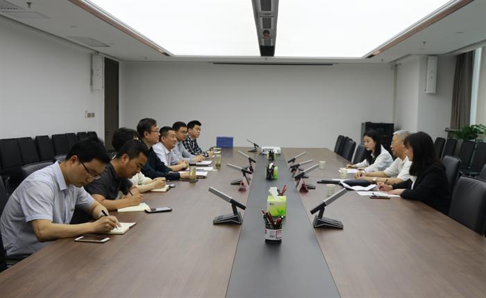 市国资委党委党史学习教育第一巡回指导组到冠亚体育指导工作